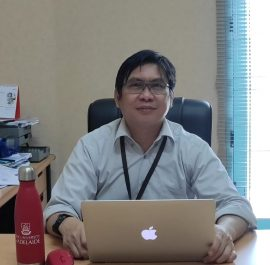 Prof. Dr. Edy Saputra , S.T., M.T