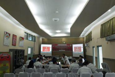 Visitasi Akreditasi Prodi Teknik Kimia S2
