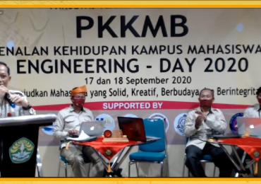PKKMB 2020 Tingkat Fakultas Teknik  Universitas Riau